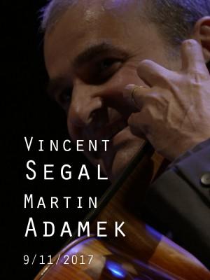 Image de couverture VINCENT SEGAL & MARTIN ADAMEK