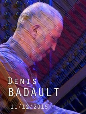 Image de couverture DENIS BADAULT SOLO
