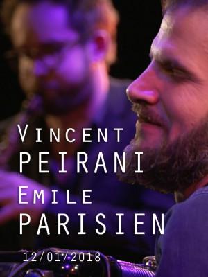 VINCENT PEIRANI & EMILE PARISIEN