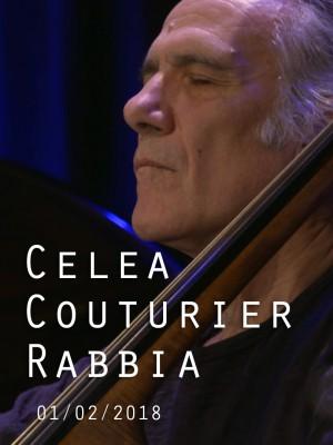 JEAN-PAUL CELEA / FRANCOIS COUTURIER / MICHELE RABBIA