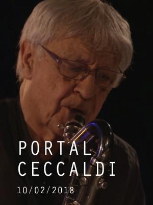 MICHEL PORTAL & THEO CECCALDI