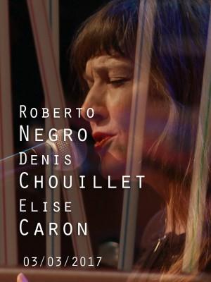 PIANOS CROISES: DENIS CHOUILLET & ROBERTO NEGRO Ft ELISE CARON