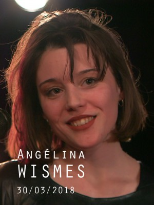 ANGELINA WISMES AUX ENCHANTEUSES 2018