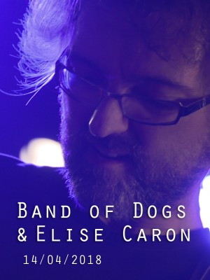 BAND OF DOGS INVITE ELISE CARON