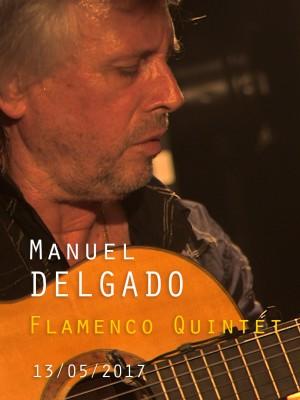 MANUEL DELGADO - QUINTET FLAMENCO