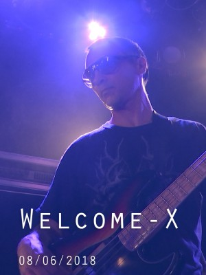 Image de couverture WELCOME-X