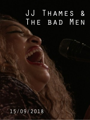 Image de couverture JJ THAMES & THE BAD MEN