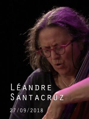 JOELLE LEANDRE & BERNARD SANTACRUZ
