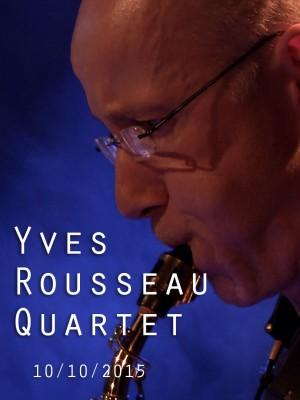 Image de couverture YVES ROUSSEAU QUARTET