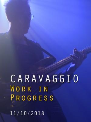 Image de couverture CARAVAGGIO