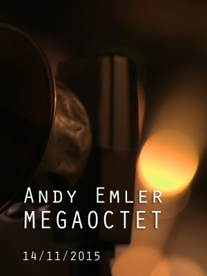 Image de couverture ANDY EMLER MEGAOCTET - TOP TEN