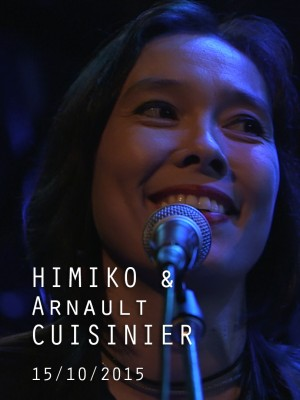 HIMIKO RENCONTRE ARNAULT CUISINIER