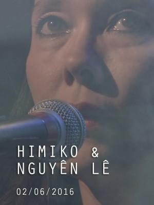 Image de couverture HIMIKO & NGUYÊN LÊ