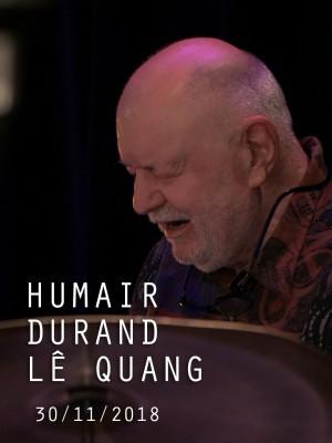 HUMAIR / LÊ QUANG / DURAND