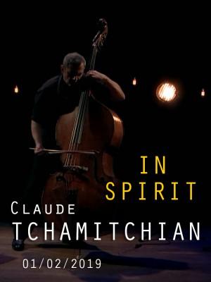Image de couverture CLAUDE TCHAMITCHIAN SOLO - IN SPIRIT