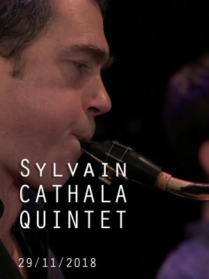 Image de couverture SYLVAIN CATHALA QUINTET
