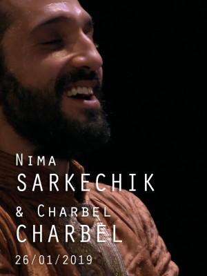 Image de couverture NIMA SARKECHIK & CHARBEL CHARBEL - BRAHMS N°9