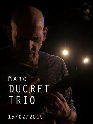 Image de couverture MARC DUCRET TRIO