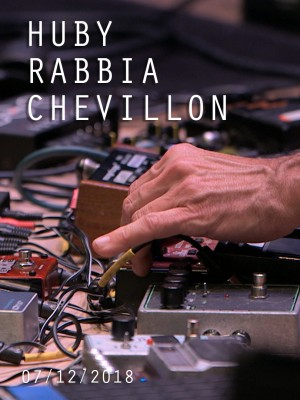 REGIS HUBY - BRUNO CHEVILLON - MICHELE RABBIA