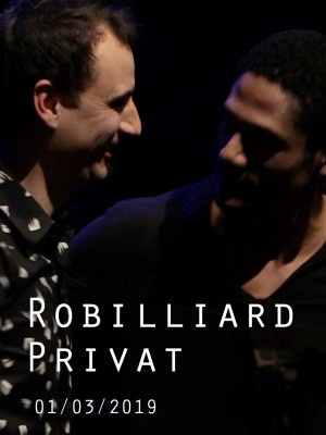 PIANOS CROISES - YVAN ROBILLIARD & GREGORY PRIVAT