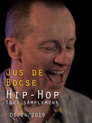 Image de couverture MEDERIC COLLIGNON - JUS DE BOCSE - HIP HOP TOUT SAMPLEMENT