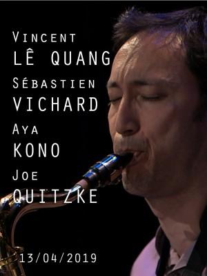 Image de couverture LÊ QUANG / VICHARD / KONO / QUITZKE
