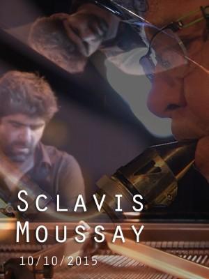 Image de couverture BENJAMIN MOUSSAY & LOUIS SCLAVIS