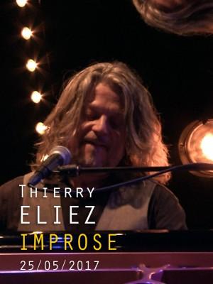 THIERRY ELIEZ - IMPROSE