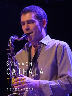 SYLVAIN CATHALA TRIO 2015