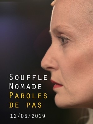 Image de couverture SOUFFLE NOMADE - PAROLES DE PAS