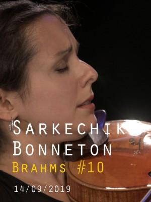 NIMA SARKECHIK & CHARLOTTE BONNETON
