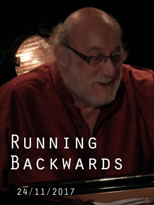 Image de couverture ANDY EMLER - RUNNING BACKWARDS