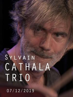 SYLVAIN CATHALA TRIO DECEMBRE 2019