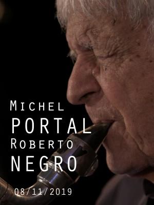 MICHEL PORTAL & ROBERTO NEGRO