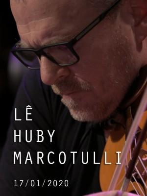 Image de couverture HUBY / LÊ / MARCOTULLI