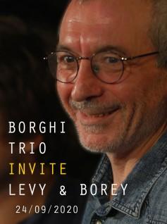 BORGHI TRIO + LEVY & BOREY
