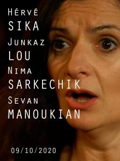 DODÉCADANSE - HERVÉ SIKA / NIMA SARKECHIK / SEVAN MANOUKIAN / JUNKAZ LOU