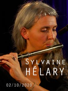 SYLVAINE HELARY - GLOWING LIFE