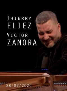 PIANOS CROISÉS - THIERRY ELIEZ & VICTOR ZAMORA