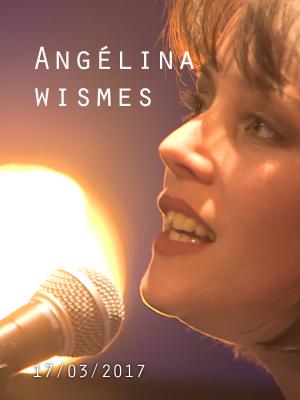 Image de couverture ANGELINA WISMES