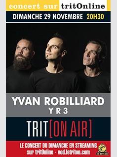 YVAN ROBILLIARD - YR3