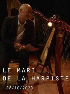 Image de couverture LAURENT BENEGUI - LE MARI DE LA HARPISTE