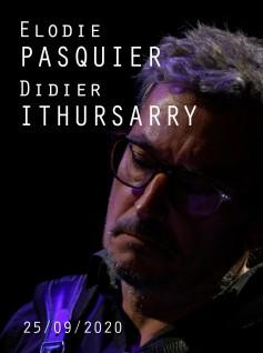 ELODIE PASQUIER & DIDIER ITHURSARRY