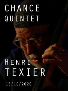 HENRI TEXIER - CHANCE QUINTET