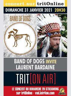 BAND OF DOGS INVITE LAURENT BARDAINNE