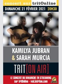 Image de couverture KAMILYA JUBRAN & SARAH MURCIA