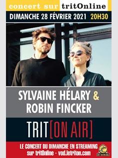 Image de couverture SYLVAINE  HELARY & ROBIN FINCKER - BIZE