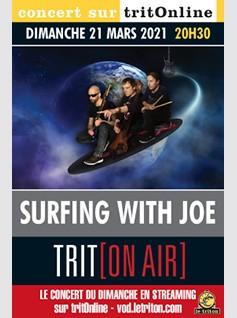 Image de couverture SURFING WITH JOE