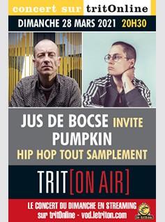 JUS DE BOCSE INVITE PUMPKIN - HIP HOP TOUT SAMPLEMENT