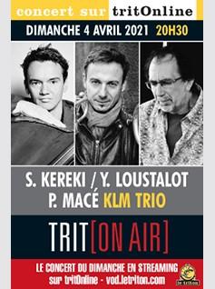 S. KERECKI / Y. LOUSTALOT / P. MACE - KLM TRIO